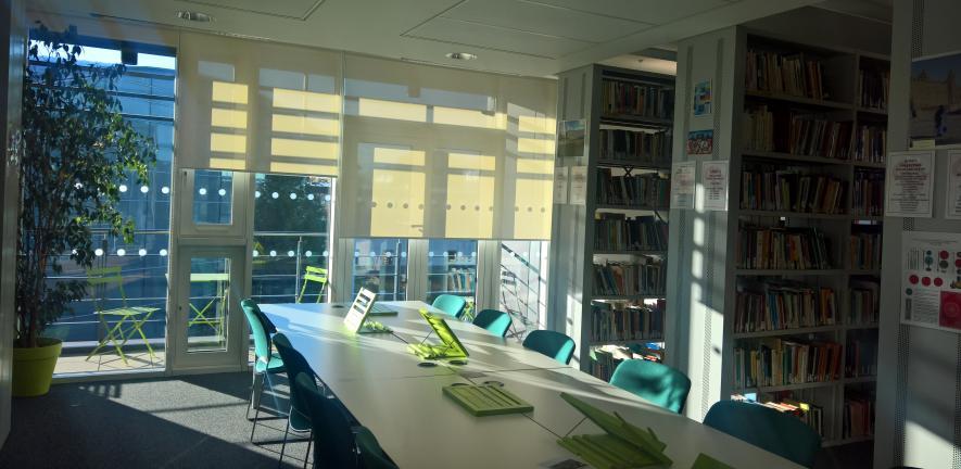Main study space